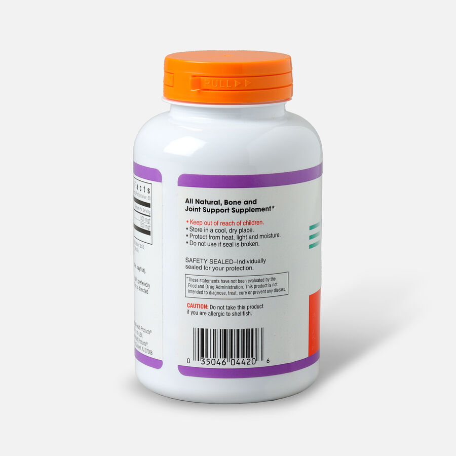 Glucoflex Glucosamine and Chondroitin Triple Strength Caplets, 120 ea, , large image number 2
