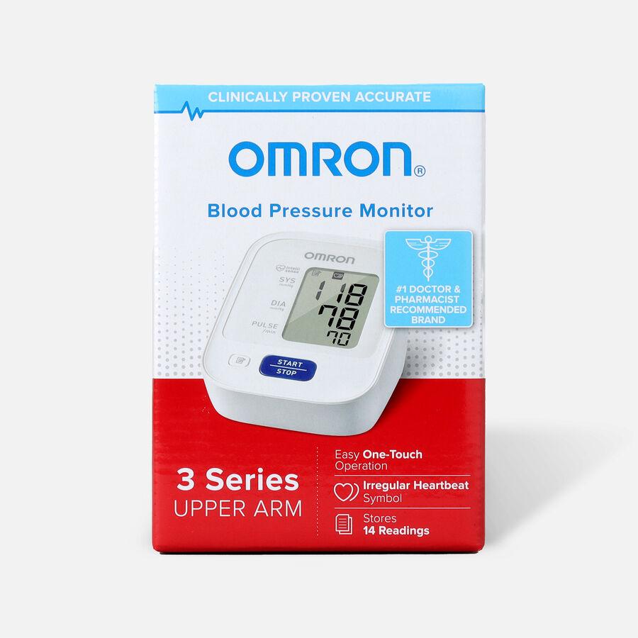 Omron 3 Series Upper Arm Blood Pressure Unit, , large image number 0