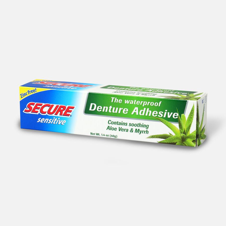 SECURE Denture Adhesive Sensitive 1.4oz, , large image number 2