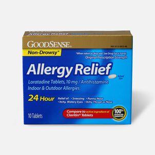 GoodSense® Allergy Relief Loratadine Tabs, 10 mg, 10 ct