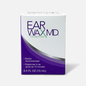 Earwax MD, Ear Wax Removal Kit and Ear Cleaning Tool