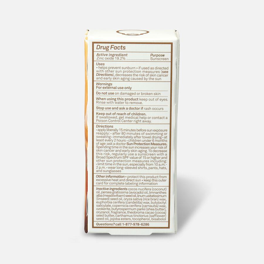 Sun Bum Mineral Sunscreen Face Stick SPF 50, .45 oz, , large image number 1