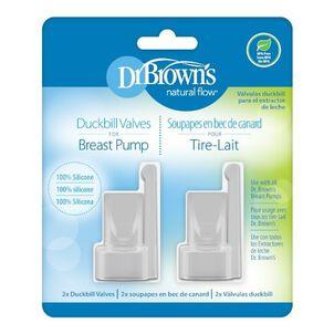 Dr. Brown's Duckbill Valves for Breast Pump