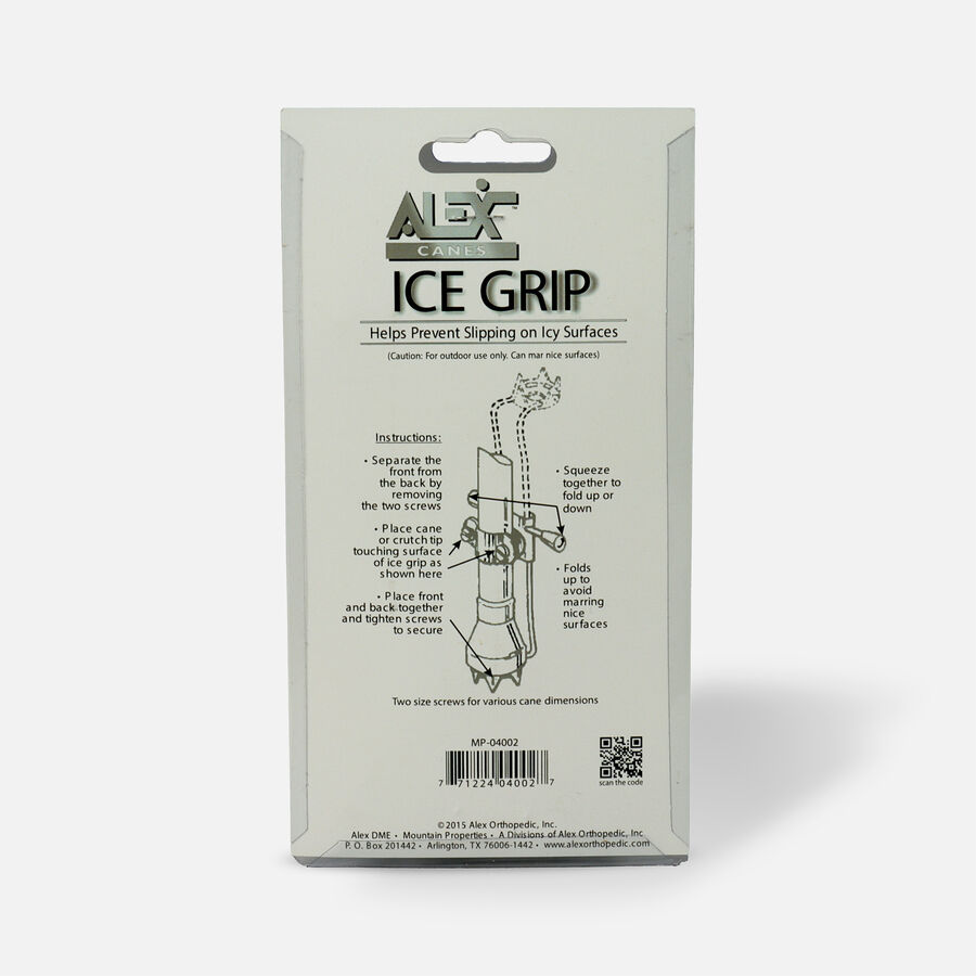 Cane Ice Grip, 1 ea, , large image number 1