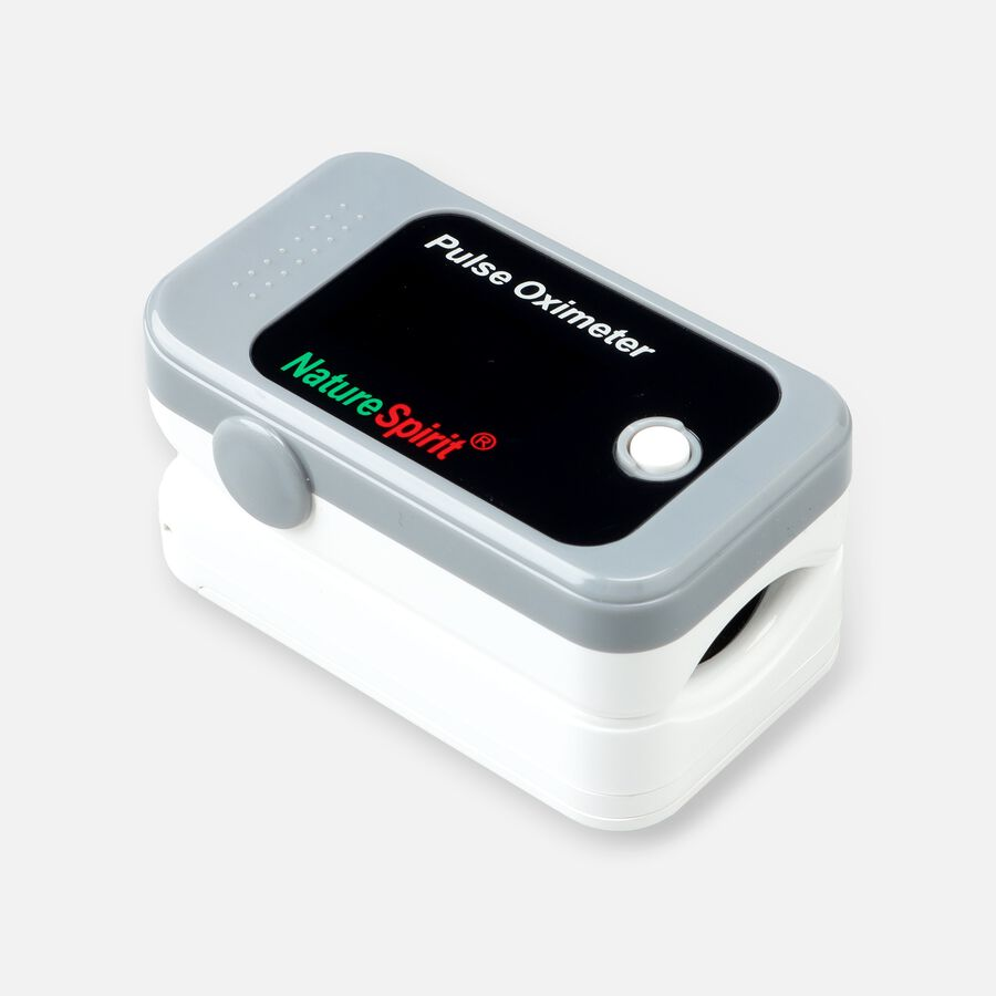 NatureSpirit Bluetooth Fingertip Oximeter, Telehealth Ready, , large image number 0