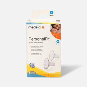 Medela PersonalFit Breast Shields 24mm (Medium), 2 ea