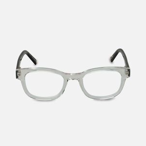 EyeBobs Butch Reading Glasses,Clear, 2.50 Strength