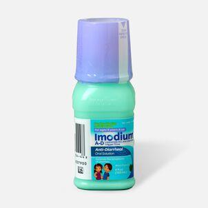 Imodium A-D Children's Anti-Diarrheal Liquid, Mint Flavor, 4 fl oz