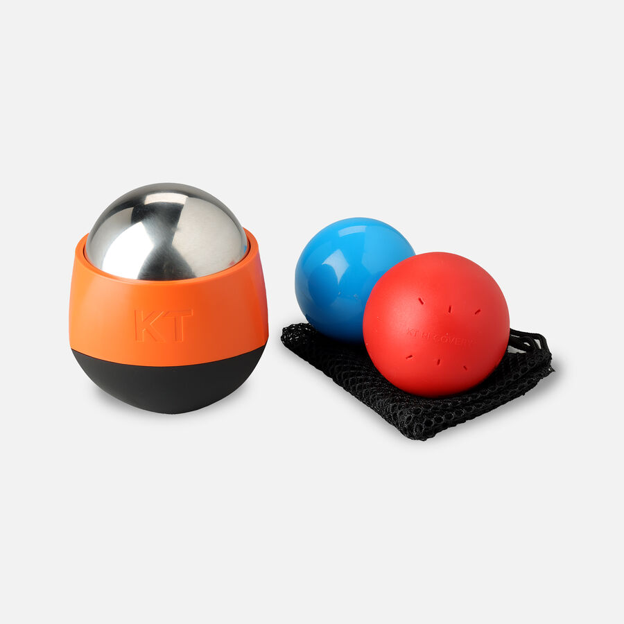 KT Tape Recovery Ice/Heat Massage Ball, , large image number 2