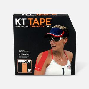 KT Tape Cotton Jumbo Precut Tape, 150 Precut Strips
