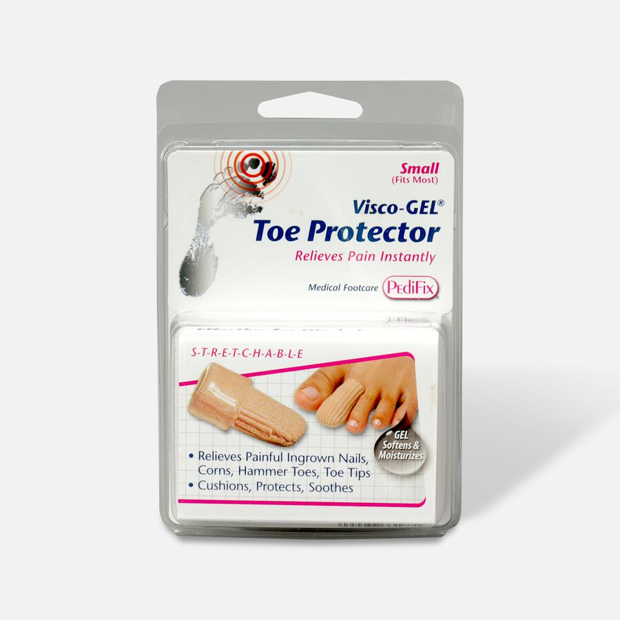 Pedifix Visco-Gel Toe Protector, , large image number 0