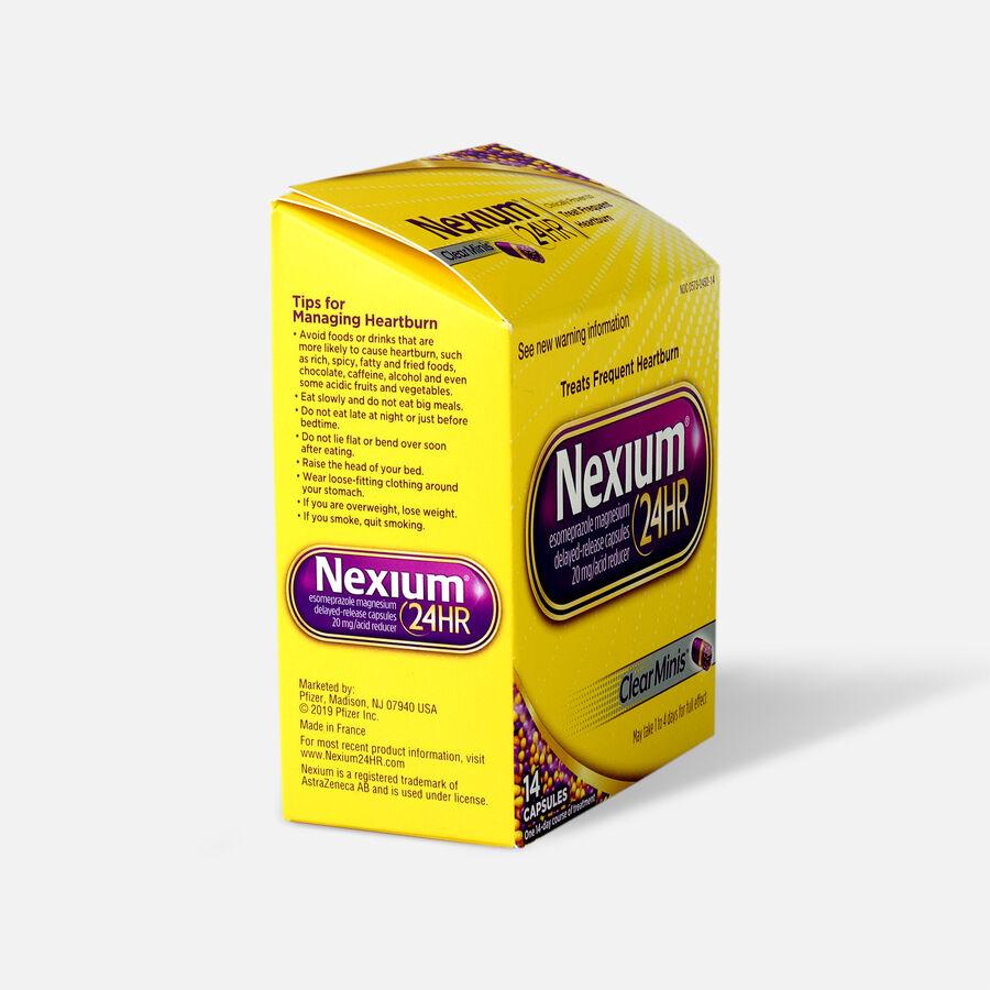 Nexium 24HR Clear Mini Capsules, 14 ct, , large image number 3