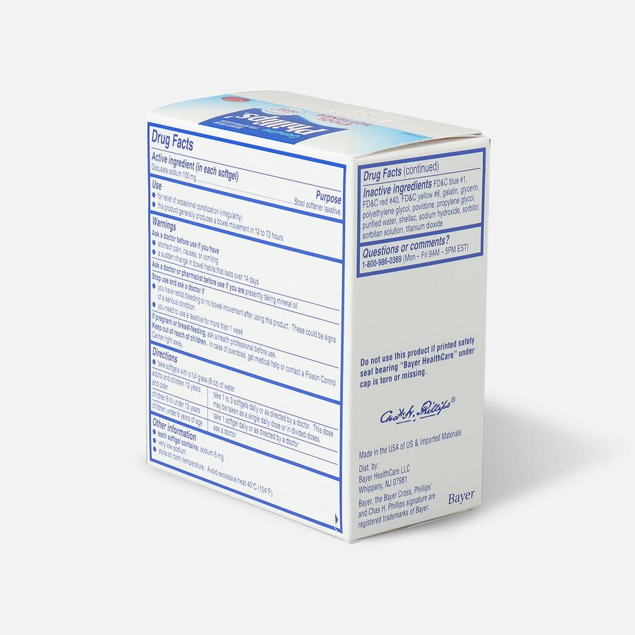 Phillips' Stool Softener Liquid Gels Liquid Gels 30ea., , large image number 3