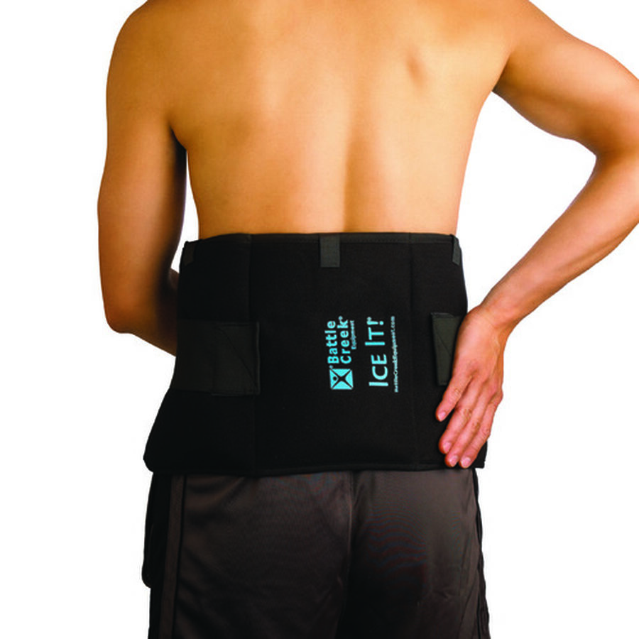 Battle Creek Back Pain Kit 2.0 with Electric Moist Heat and Cold Therapy, , large image number 5