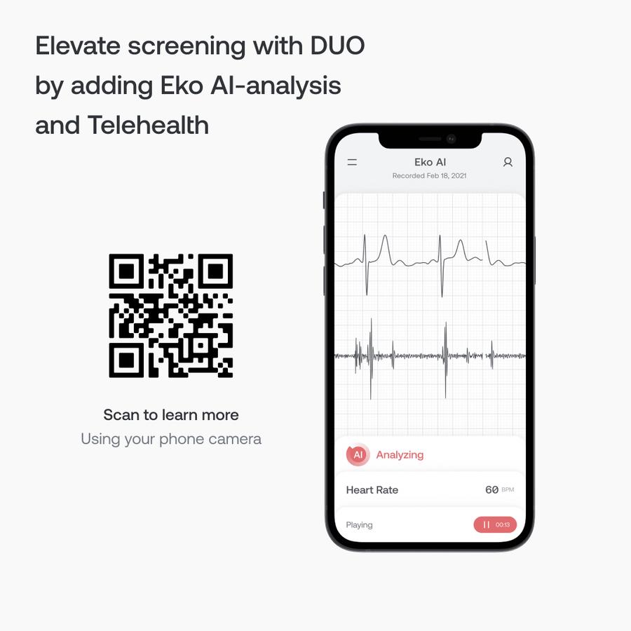 Eko DUO ECG + Digital Stethoscope, , large image number 8