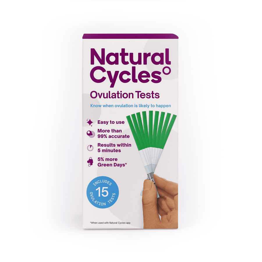 Natural Cycles Ovulation Test - 15ct, , large image number 1