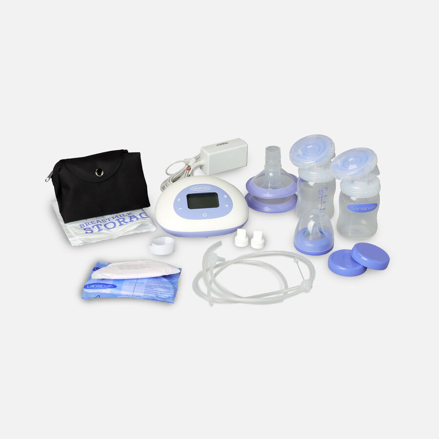 Lansinoh Signature Pro Double Electric Breast Pump, , large image number 3
