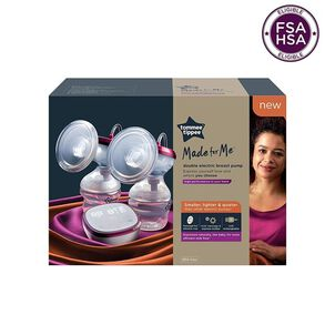 Tommee Tippee, Made for Me Double Electric Breast Pump