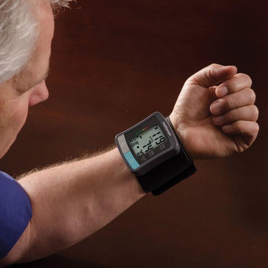 HealthSmart Standard Series LCD Wrist Digital Blood Pressure Monitor, , large image number 8