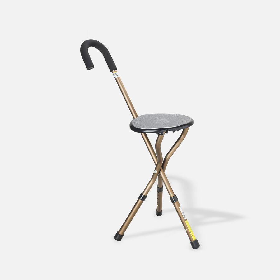 Mountain Properties Tri-Seat Adjustable Seat Cane, 1 ea, , large image number 1