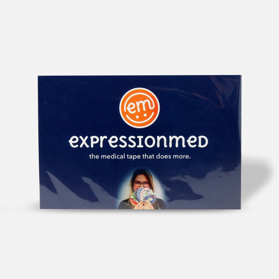 ExpressionMed Libre Patches, Black Tie, 5 pack, , large image number 0