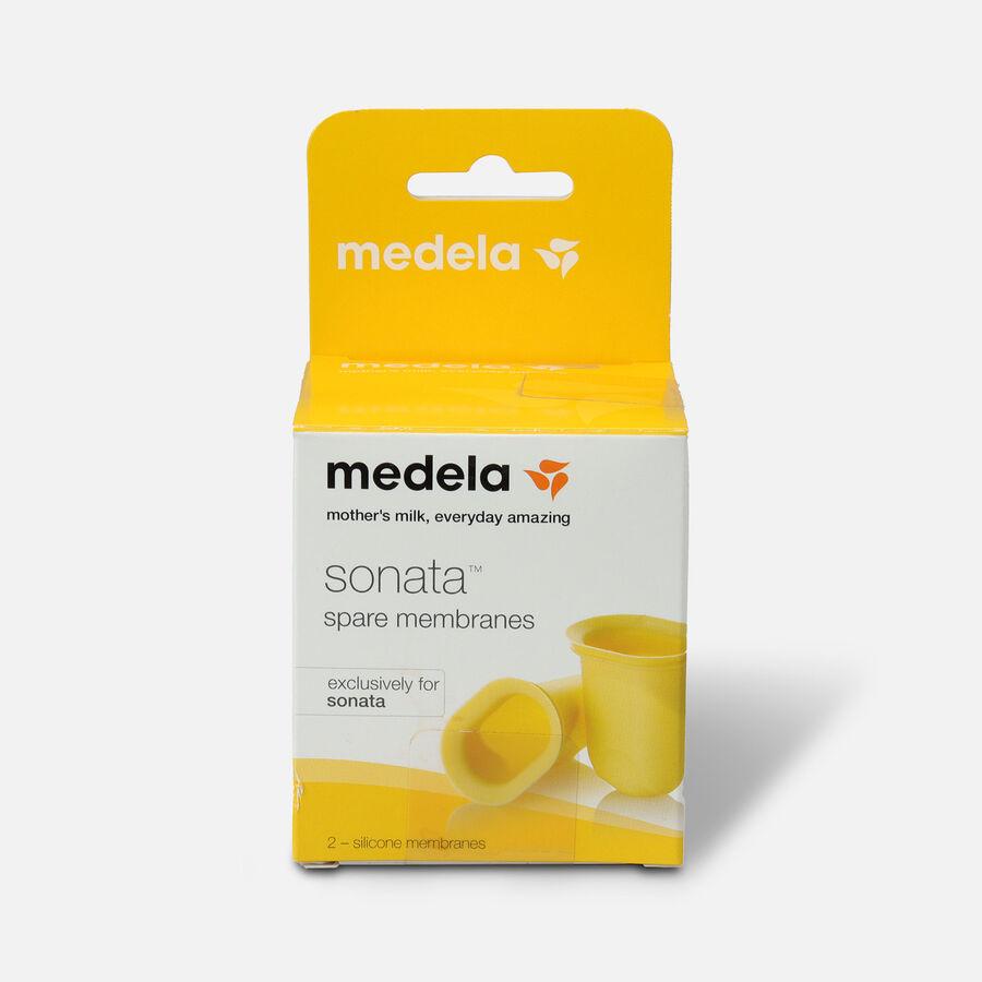 Medela Sonata Spare Membranes (Set of 2), , large image number 0