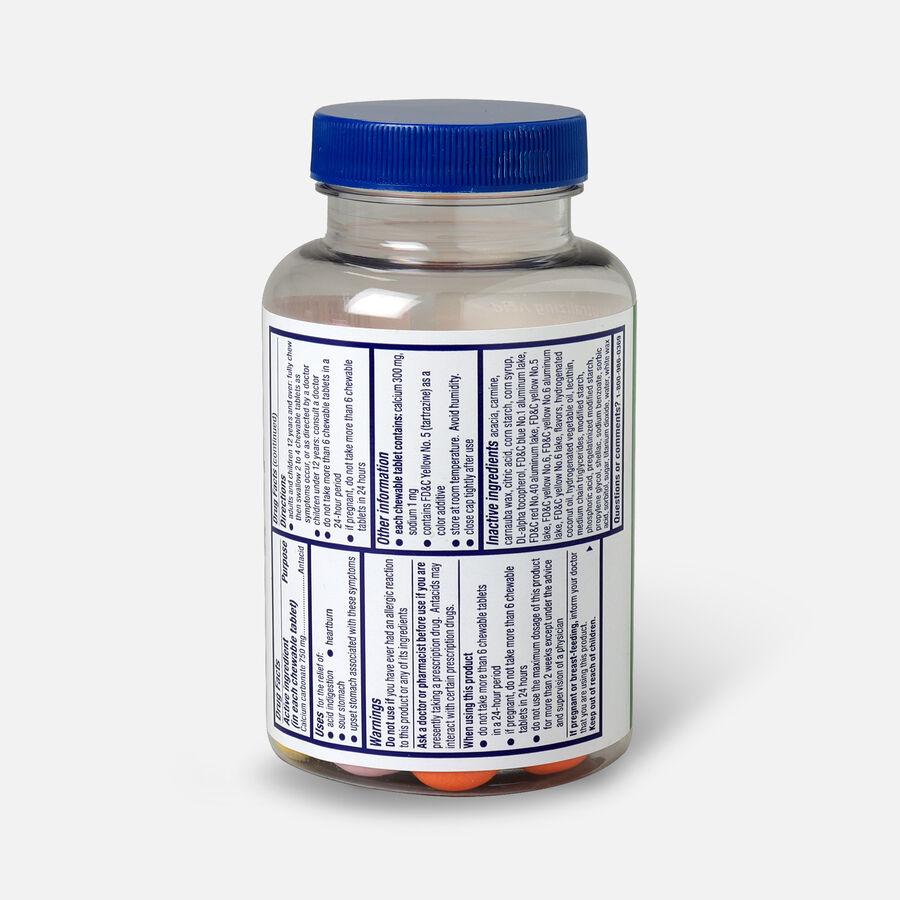 Alka-Seltzer Relief Chews Heartburn Assorted Fruit, 36 ct, , large image number 1