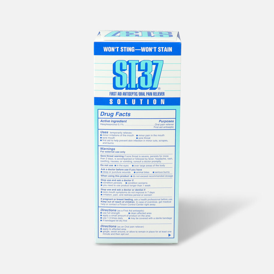 S.T. 37 First Aid Antiseptic, 16 oz, , large image number 1