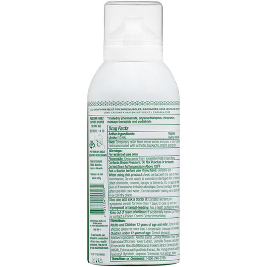 Biofreeze Pain Relieving 360 Spray, 3 oz, , large image number 2