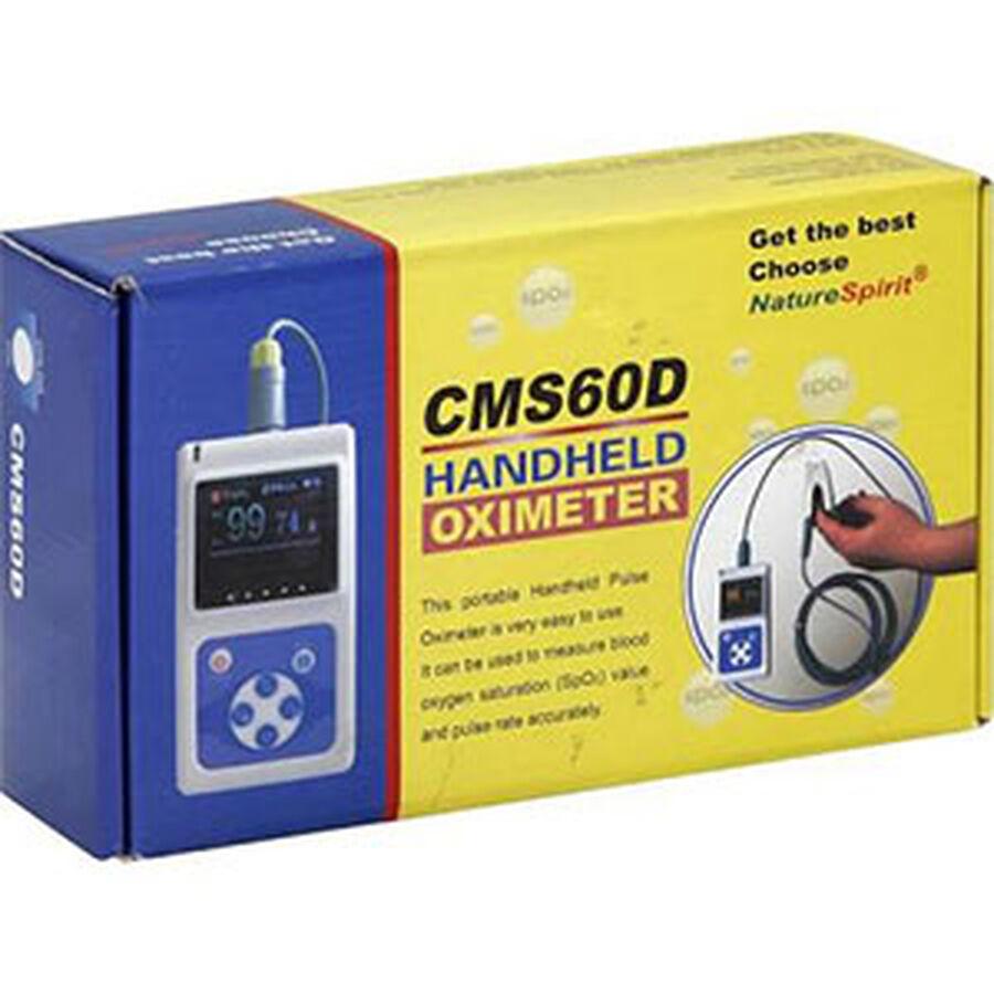 NatureSpirit Wireless Bluetooth Handheld Oximeter, PC Software, , large image number 0