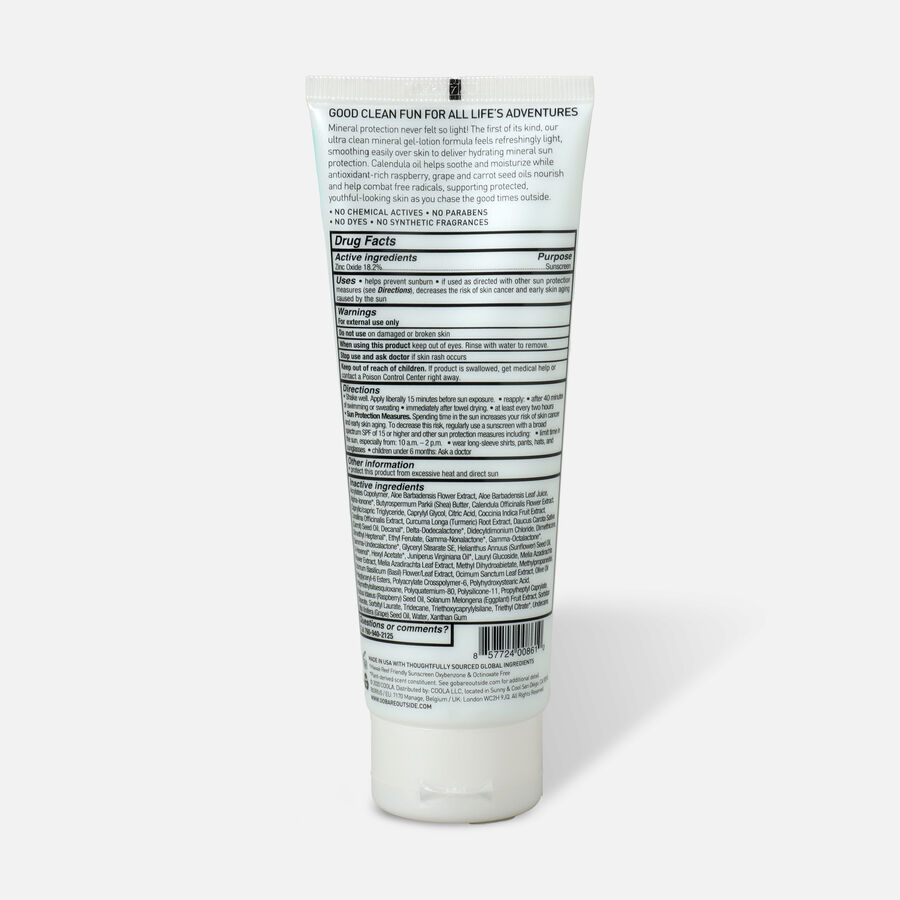 Bare Republic Mineral Gel Body Lotion SPF 30, 4 fl oz., , large image number 1