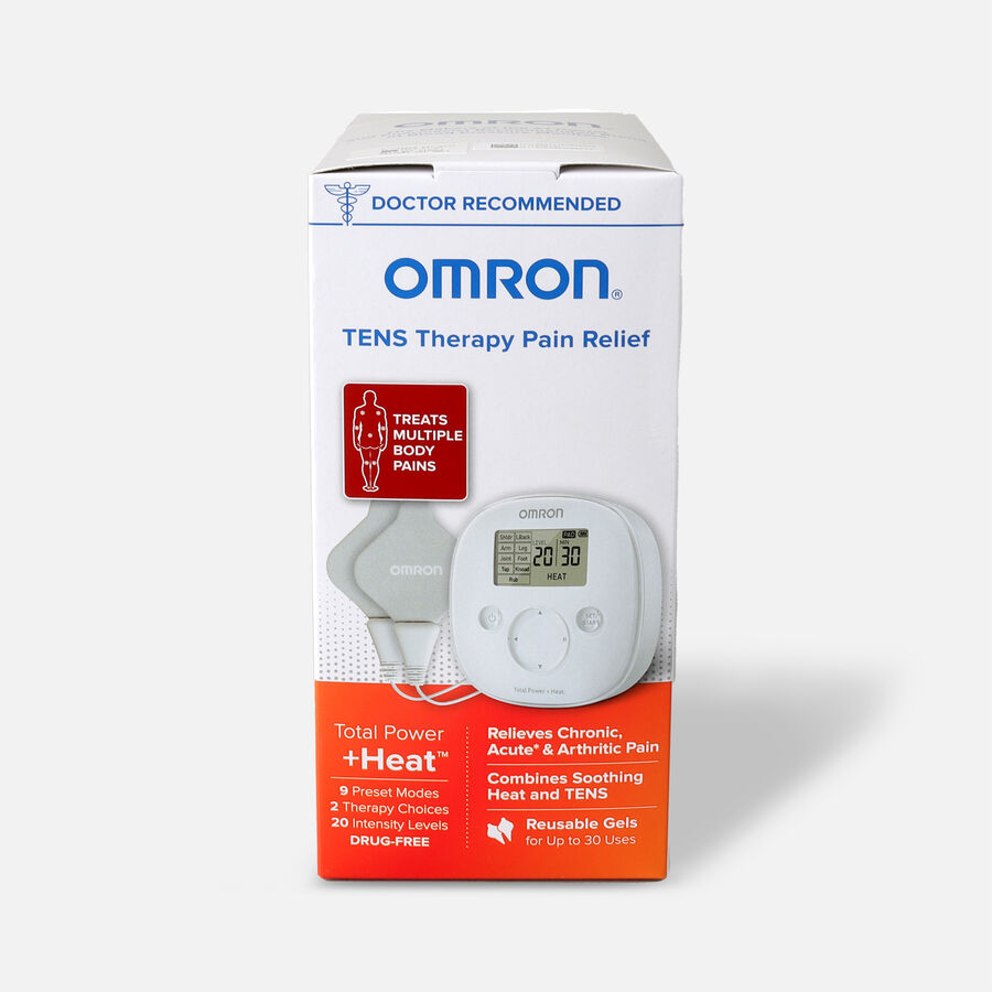 OMRON Total Power + Heat TENS Unit, , large image number 0