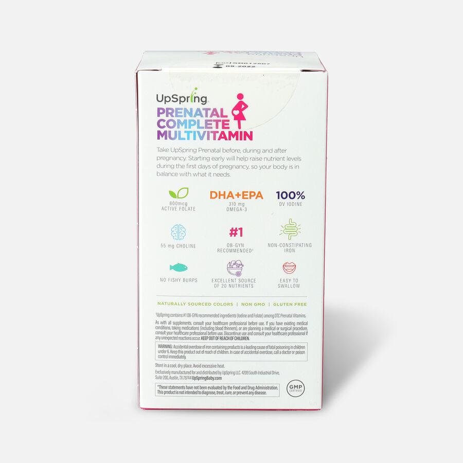 UpSpring Prenatal Complete Multivitamin SoftGels, 90ct, , large image number 1
