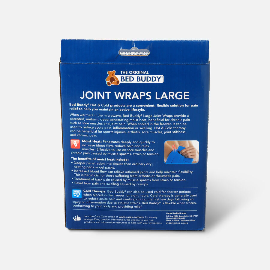Bed Buddy Joint Wraps Large (Pack of 2), , large image number 1