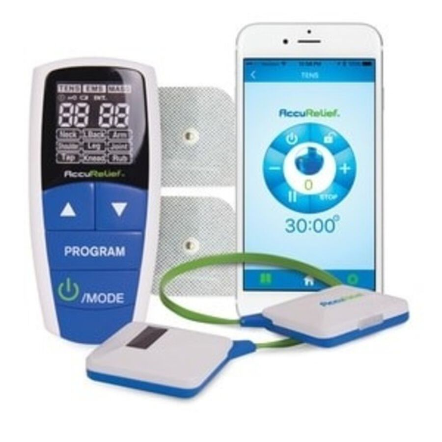 AccuRelief Wireless 3-in-1 Pain Relief Device, , large image number 3