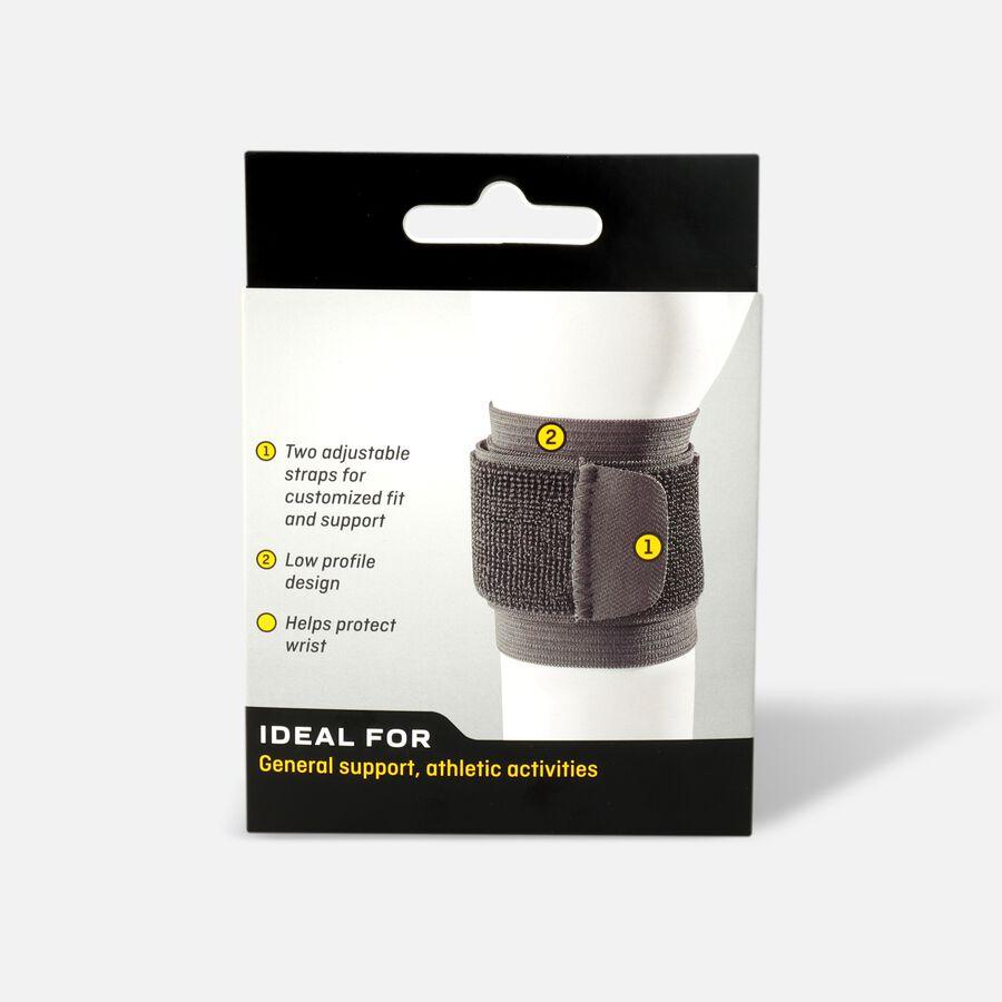 Futuro Adjustable Sport Wrap Around Wrist Support, Black, 1 ea , , large image number 1