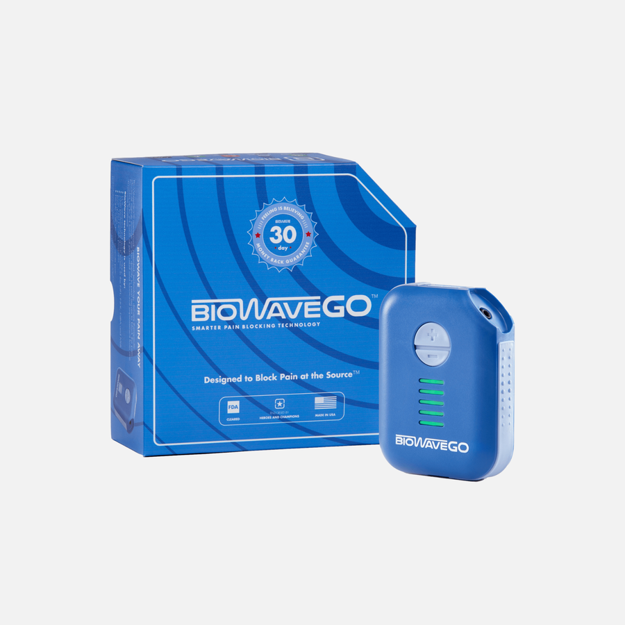 BioWaveGO Wearable Chronic Pain Relief Technology, , large image number 0