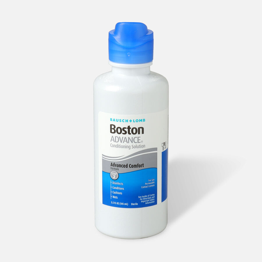 Bausch & Lomb Boston Advance Conditioning Solution Step 2, 3.5 oz, , large image number 1