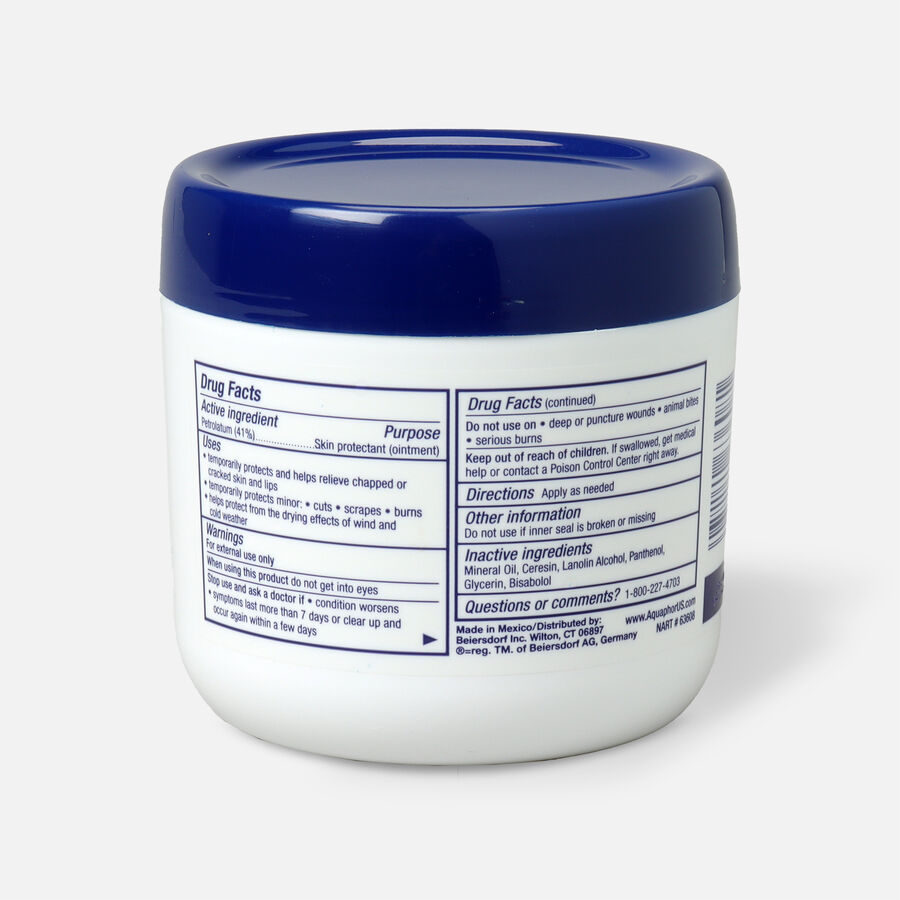 Aquaphor Healing Ointment Jar, 14 oz , , large image number 1