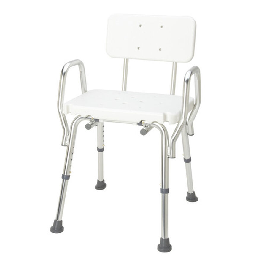 DMI® Heavy Duty Bath and Shower Chair, , large image number 0