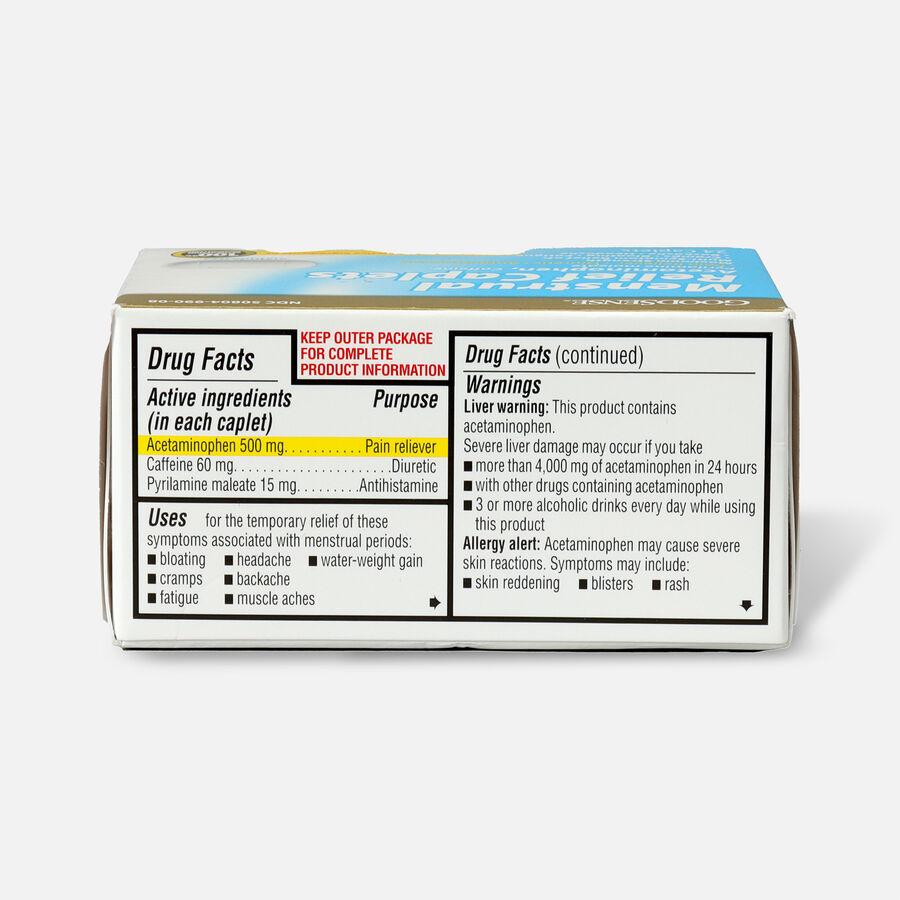 GoodSense® Menstrual Relief Caplets, 24ct, , large image number 3