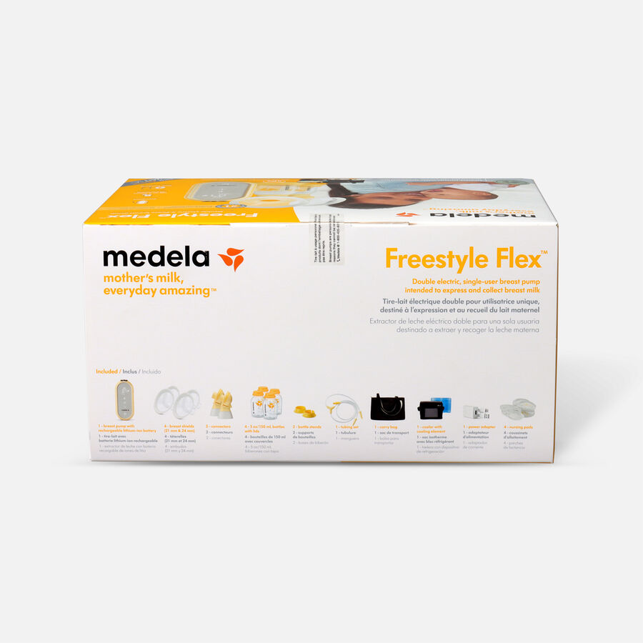 Medela Freestyle Flex Double Electric Breast Pump, , large image number 2