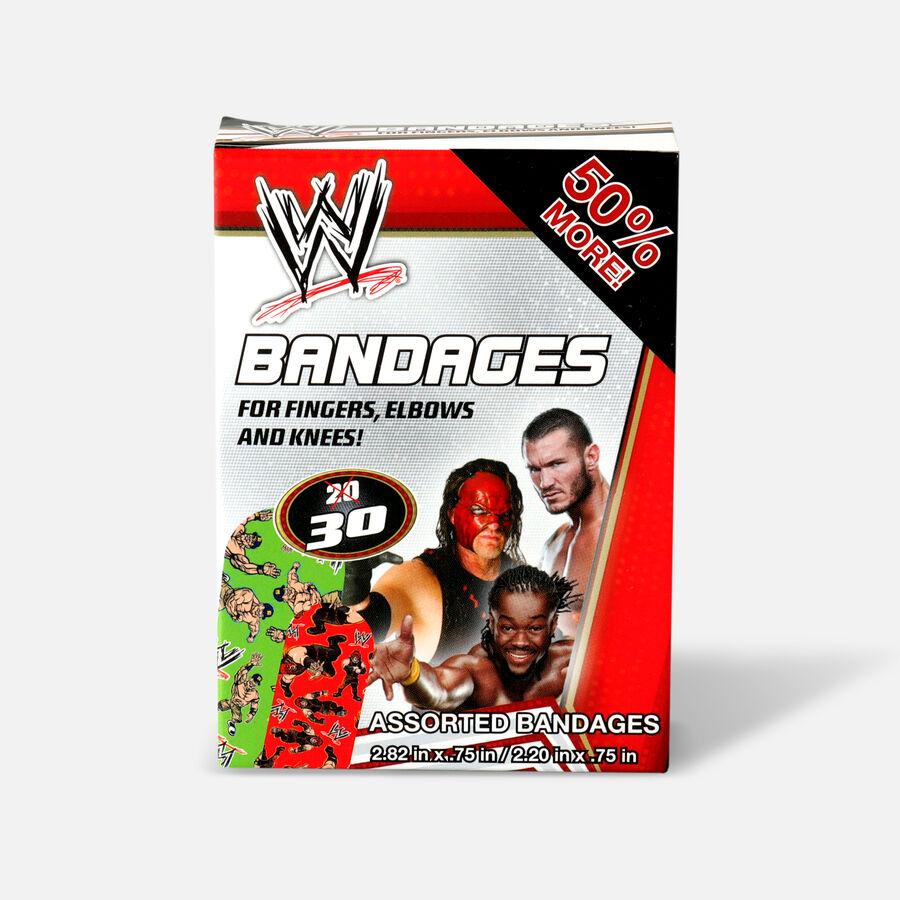 WWE Adhesive Bandages, , large image number 0