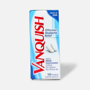 Vanquish Headache Relief Caplets, 100ct