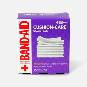 "Band-Aid First Aid Gauze Pads 2""x2"""