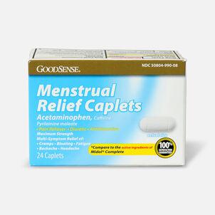 GoodSense® Menstrual Relief Caplets, 24ct