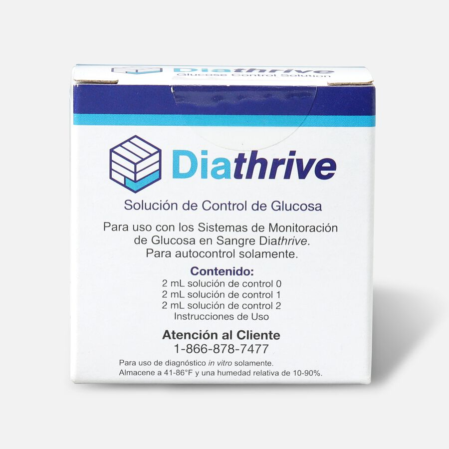 Diathrive Control Solution - 3 pack, , large image number 1