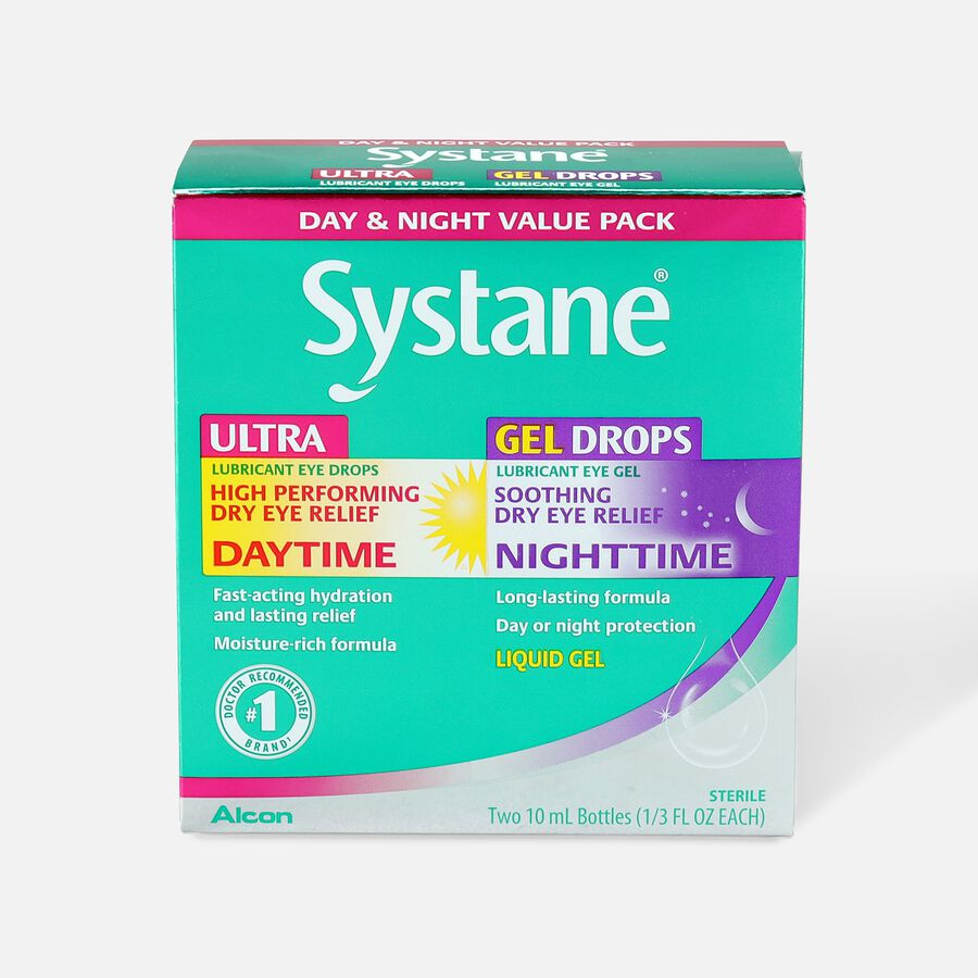 Systane Day & Night Value Pack, , large image number 0