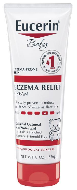 Eucerin Baby Eczema Cream, 8oz.