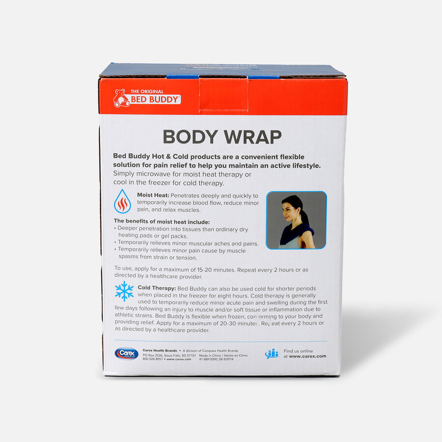 Bed Buddy Deep Penetrating Body Wrap, 1 ea, , large image number 1